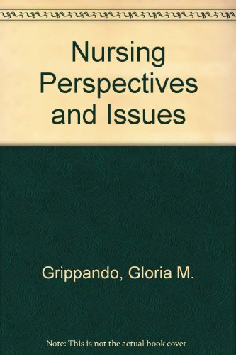 9780827313149: Nursing Perspectives and Issues