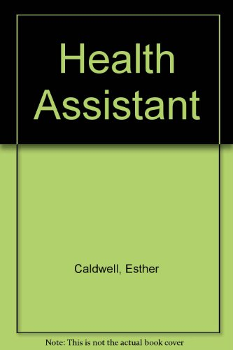 9780827313378: Health Assistant