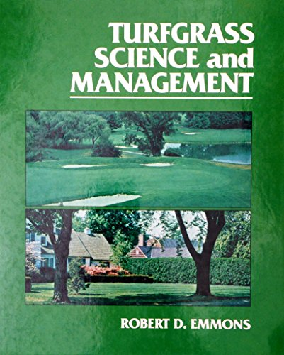 9780827313415: Turfgrass Science and Management