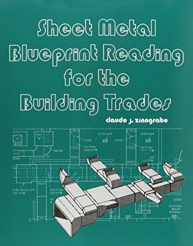 9780827313521: Sheet Metal Blueprint