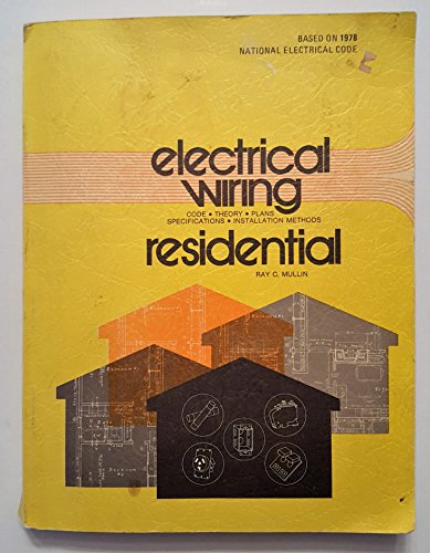 Excellent 9780827314108 Electrical Wiring Residential Code Theory Plans Wiring Cloud Xeiraioscosaoduqqnet