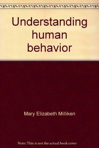 9780827314399: Understanding human behavior