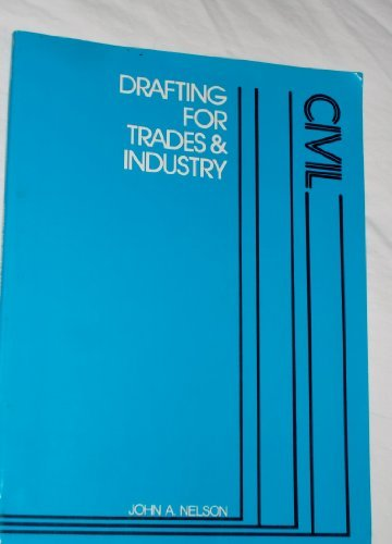9780827318441: Drafting for Trades and Industry-Civil (Drafting for Trades & Industry)