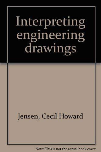 9780827319363: Interpreting engineering drawings