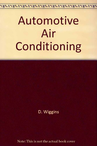 9780827319424: Automotive Air Conditioning