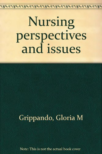 9780827320789: Nursing perspectives and issues