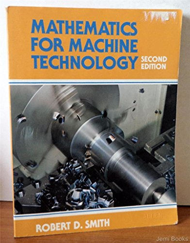 9780827321069: Mathematics for machine technology