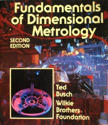 9780827321274: Fundamentals of Dimensional Metrology (Mechanical Technology Series)