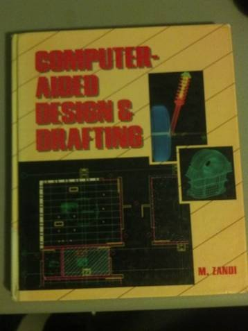 9780827323049: Computer-Aided Design and Drafting