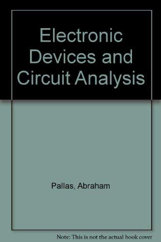 9780827323186: Electronic Devices and Circuit Analysis