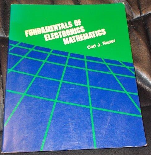 9780827323216: Fundamentals of Electronic Mathematics