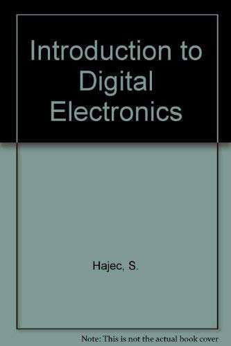 9780827323735: Introduction to Digital Electronics