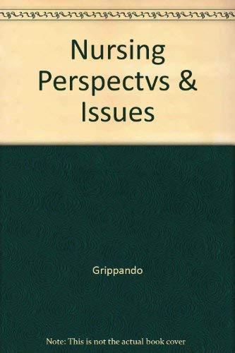 9780827325562: Nursing Perspectvs & Issues