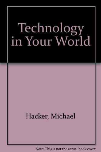 9780827326552: Technology in Your World