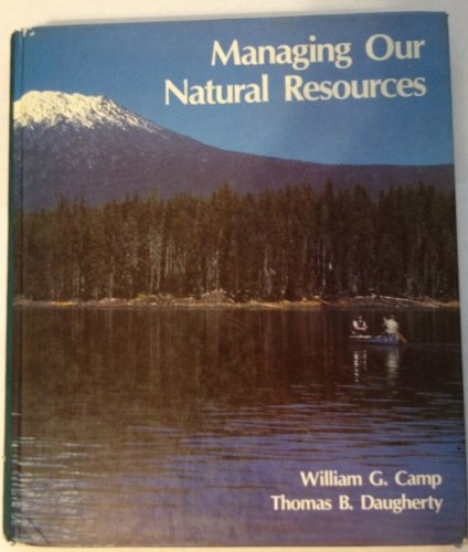 9780827329867: Managing Our Natural Resources