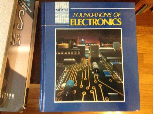 9780827329935: Foundations of electronics