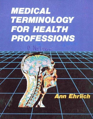 9780827330368: Medical Terminology for Health Professions
