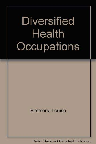 9780827330443: Diversified Health Occupations