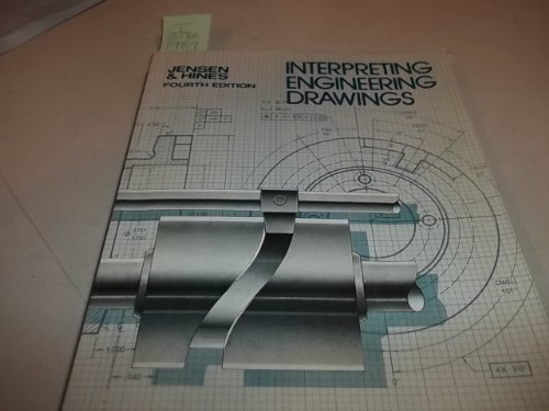 9780827330481: Interpreting Engineering Drawings
