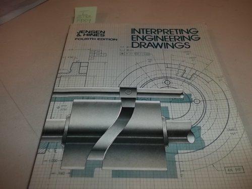 9780827330481: Interpeting Engineering Drawings