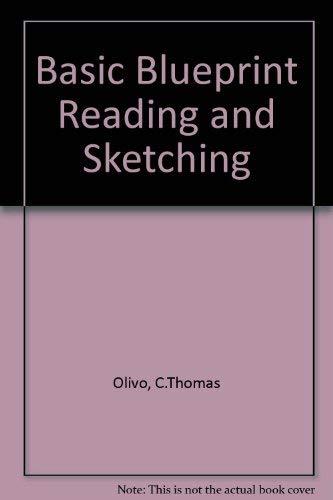 9780827330849: Basic Blueprint Reading and Sketching