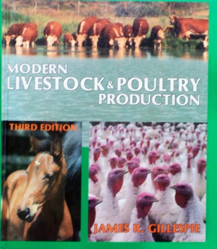 9780827332775: Modern Livestock and Poultry Production
