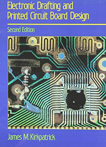 9780827332850: Electronic Drafting and Printed Circuit Board Design