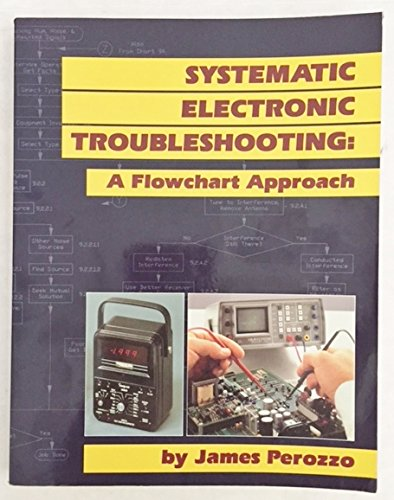 9780827332881: Systematic Electronic Troubleshooting: A Flowchart Approach