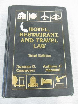 9780827333109: Hotel, Restaurant and Travel Law