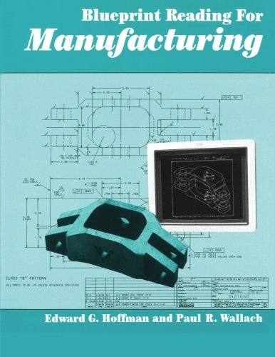 9780827333253: Blueprint Reading for Manufacturing