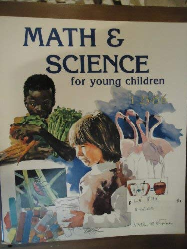 9780827334021: Math and Science for Young Children