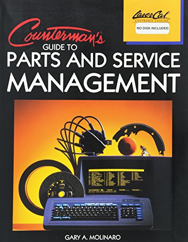 9780827336292: Counterman's Guide to Parts and Service Management