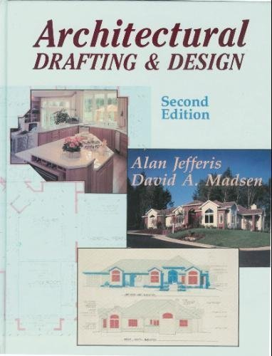 9780827336742: Architectural Drafting & Design : Second Edition