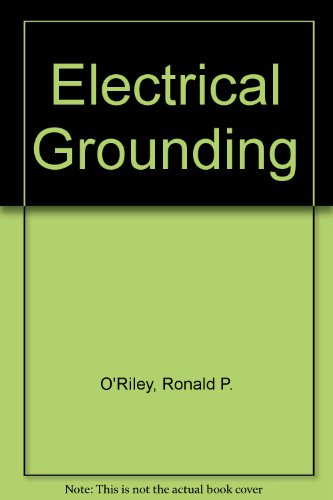 9780827338531: Electrical Grounding