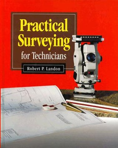 9780827339415: Practical Surveying for Technicians