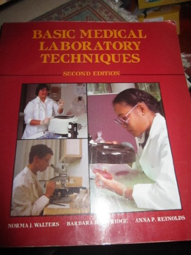 9780827339484: Basic Medical Laboratory Techniques