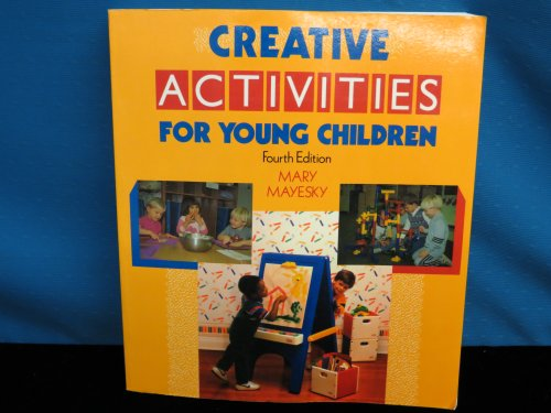 9780827339583: Creative Activities for Young Children