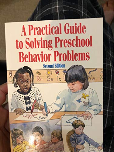 9780827339651: Practical Guide to Solving Preschool Behavior Problems