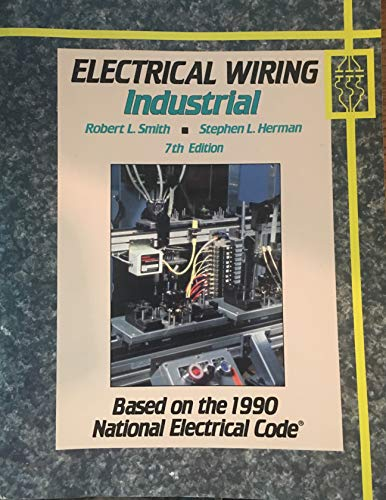 9780827340459: Electrical Wiring: Industrial