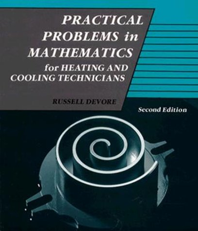 9780827340626: Practical Problems for Mathematics for Heating and Cooling