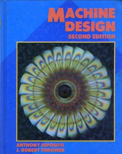 9780827340817: Machine Design