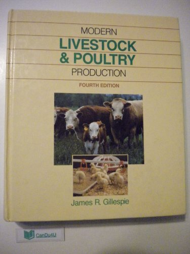 9780827340879: Modern Livestock and Poultry Production