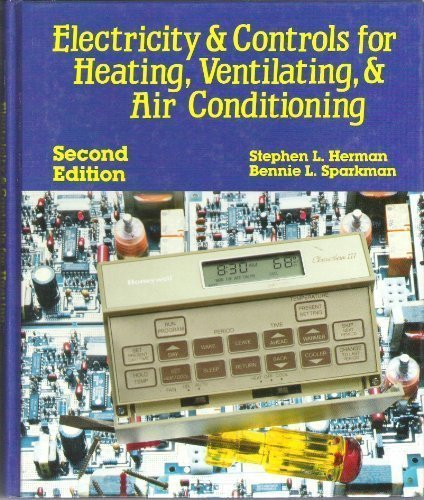 Electricity And Controls For Heating Ventilating And Air Conditioning