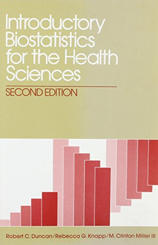 9780827342309: Introductory Biostatistics for the Health Sciences