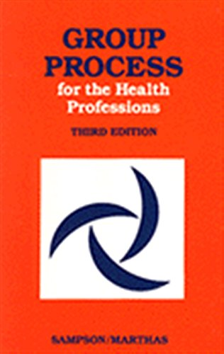 9780827343528: Group Process for Health Professions