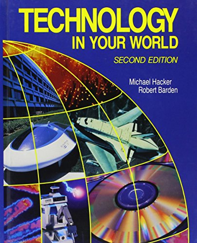 9780827344259: Technology in Your World (Delmar technology series)