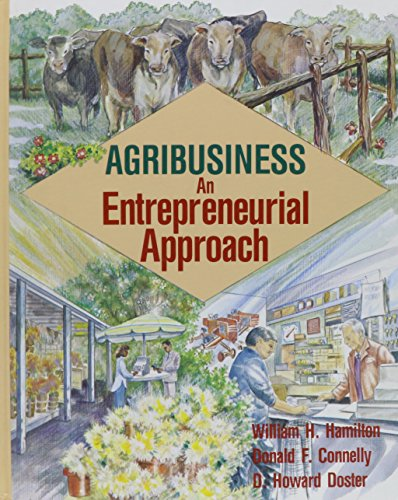 9780827344471: Agribusiness: An Entrepreneurial Approach