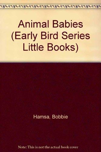 9780827344952: Animal Babies (Early Bird Series Little Books)