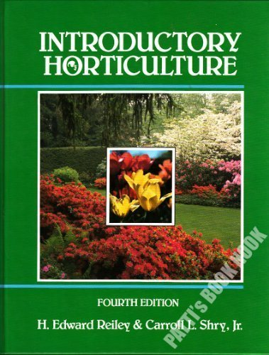 9780827345126: Introductory Horticulture