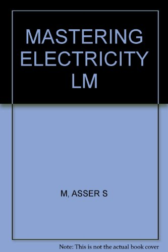 9780827346031: MASTERING ELECTRICITY LM